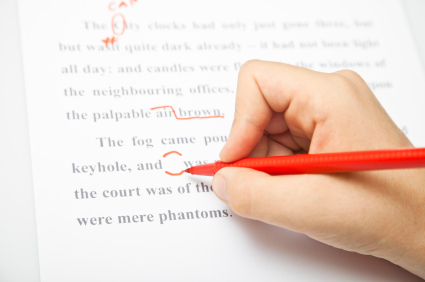 College essay proof reading services